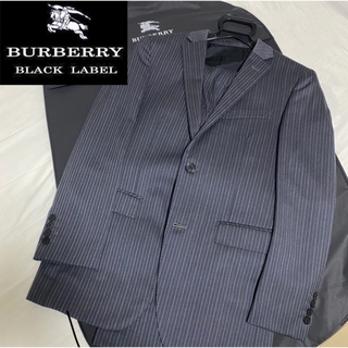 バーバリーブラックレーベル(BURBERRY BLACK LABEL)のBURBERRY BLACK LABEL スーツ セットアップ 3ピース ベスト(セットアップ)