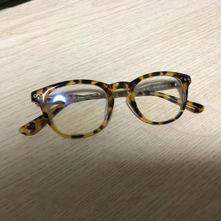 RAGEBLUE - ブルーライトカットメガネ