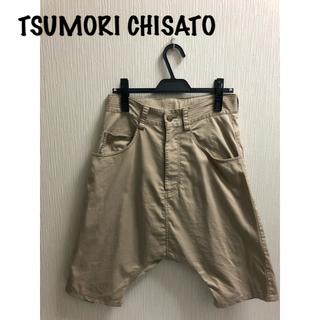 ツモリチサト(TSUMORI CHISATO)のツモリチサト サルエルショートパンツ(サルエルパンツ)