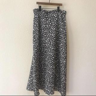 ナチュラルビューティーベーシック(NATURAL BEAUTY BASIC)のNBB小花柄スカート(ロングスカート)