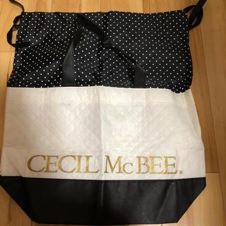 セシルマクビー(CECIL McBEE)の未使用♡セシルマクビー♡ショップ袋♡(ショップ袋)
