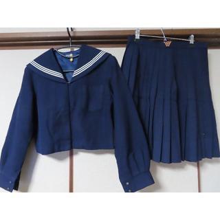 和歌山市立 中学校 冬 制服 セーラー服(衣装一式)
