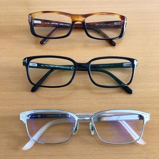 トムフォード(TOM FORD)のasakoeido様売却予定 トムフォード眼鏡とレーザーソサエティ(サングラス/メガネ)