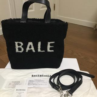 バレンシアガバッグ(BALENCIAGA BAG)のBALENCIAGA ムートントート人気商値下げ(トートバッグ)