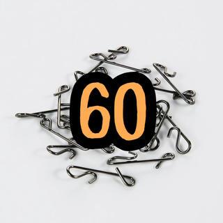 スナップ 60個セット 小型 アジング メバリング(ルアー用品)