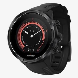 スント(SUUNTO)の新品未使用SUUNTO 9 BARO -BLACK(腕時計(デジタル))