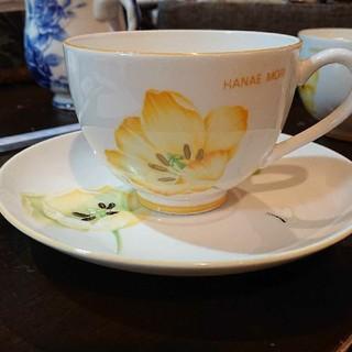 ハナエモリ(HANAE MORI)のHANAE MORI  2客セット(グラス/カップ)