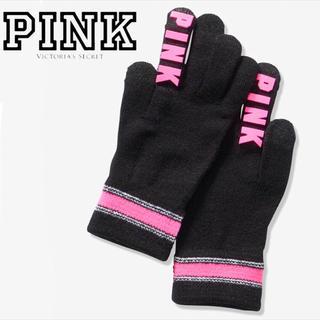 ヴィクトリアズシークレット(Victoria's Secret)のPINK♡手袋(手袋)