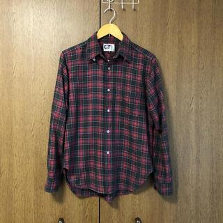エンジニアードガーメンツ(Engineered Garments)の◆美品/名作◆Engineered Garments タブカラーシャツ S(シャツ)