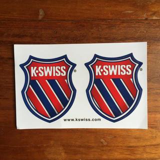 ケースイス(K-SWISS)のK•SWISS ステッカー(印刷物)