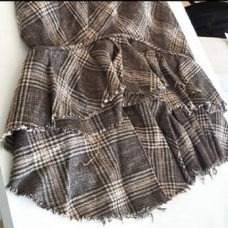 スコットクラブ(SCOT CLUB)のメトリーゼ  チェックスカート  膝丈 スコット(ひざ丈スカート)