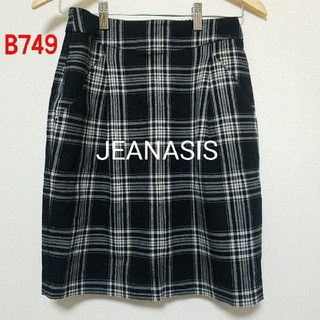 ジーナシス(JEANASIS)のB749♡JEANASIS スカート(ミニスカート)