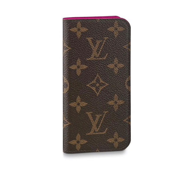 LOUIS VUITTON - iPhoneケースの通販