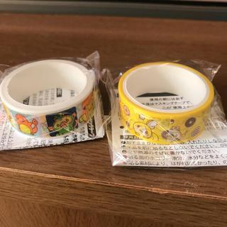 ミスタードーナツ福袋【ポケモンマスキングテープ】2種セット(テープ/マスキングテープ)