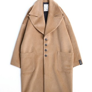 シャリーフ(SHAREEF)のSHAREEF ANGORA SHAGGY BIG COAT   (チェスターコート)