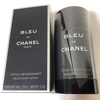 シャネル(CHANEL)の【新品】シャネル 6本 BLEU DE CHANEL デオドラント スティック(制汗/デオドラント剤)