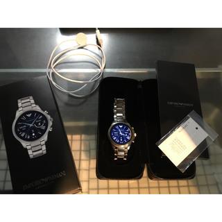 エンポリオアルマーニ(Emporio Armani)の【美品】エンポリオアルマーニ ART5000(腕時計(デジタル))