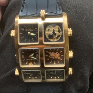 アヴァランチ(AVALANCHE)のICE LINK GENERATION(腕時計(アナログ))