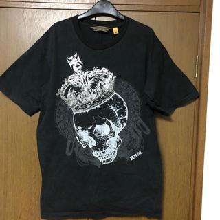 アヴァランチ(AVALANCHE)の値下げ‼️KRHYME DENIM M(Tシャツ/カットソー(半袖/袖なし))