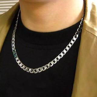 60cm メンズ☆シルバーネックレス(ネックレス)