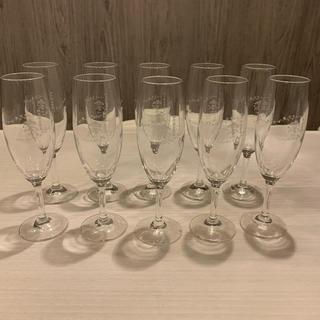 澪 シャンパングラス 10個(グラス/カップ)