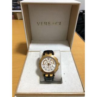 ヴェルサーチ(VERSACE)のヴェルサーチ メンズ時計 値下げしました。(腕時計(アナログ))
