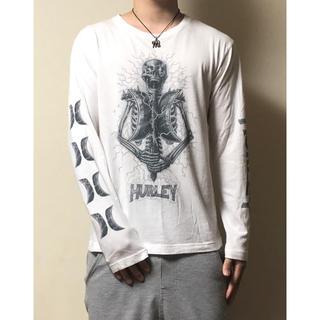 ハーレー(Hurley)の【レア】hurley  ロンT(Tシャツ/カットソー(七分/長袖))