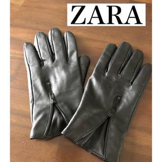 ZARA - ZARA メンズ 手袋