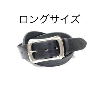 【新品 未使用 特別価格 日本製】栃木レザー ショルダーレザーベルトクロ(ベルト)