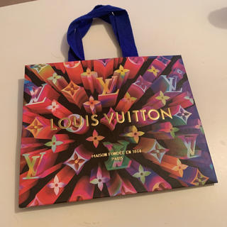ルイヴィトン(LOUIS VUITTON)のLOUIS VUlTTONショッパー(ショップ袋)