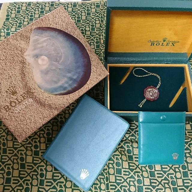 ROLEX - ROLEX ロレックス サブマリーナ 1680 箱 ボックス タグ 冊子 ケースの通販 by にゃも's shop