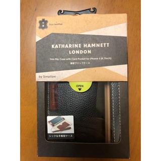 KATHARINE HAMNETT iphone6 ケース
