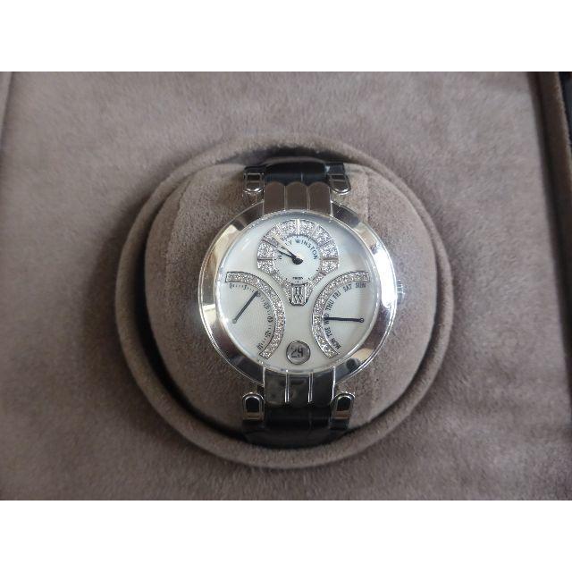 HARRY WINSTON(ハリーウィンストン)の2/下旬まで ハリー・ウィンストン プルミエールボーイズ 200-UBA134W メンズの時計(腕時計(アナログ))の商品写真
