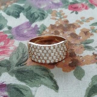 K18ダイヤモンドリング(1ct)(リング(指輪))