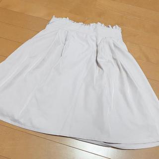レトロガール(RETRO GIRL)のフリル スカート(ミニスカート)