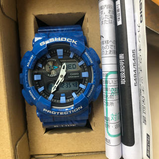 ジーショック(G-SHOCK)のCASIO G-SHOCK 腕時計 GAX-100MA-2AJF(腕時計(デジタル))