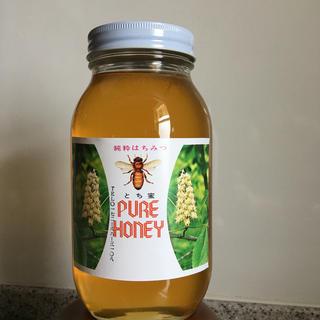 純粋蜂蜜 はちみつ とち蜜(その他)