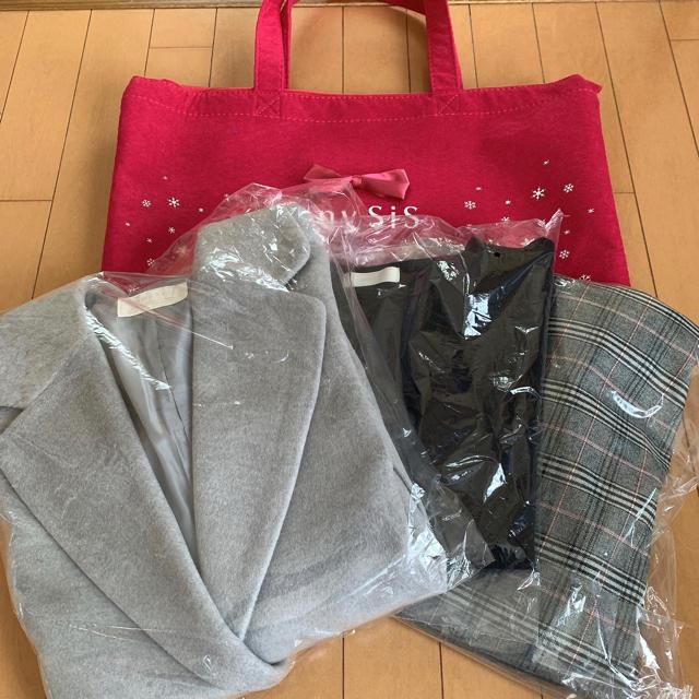 anySiS(エニィスィス)のひまわり様専用 any SiS 福袋 2020 スカートセット レディースのレディース その他(セット/コーデ)の商品写真