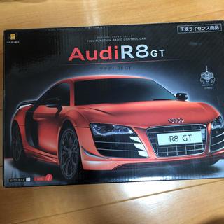 アウディ(AUDI)のフルファンクション ラジコン Audi R8 GT  RED(ホビーラジコン)