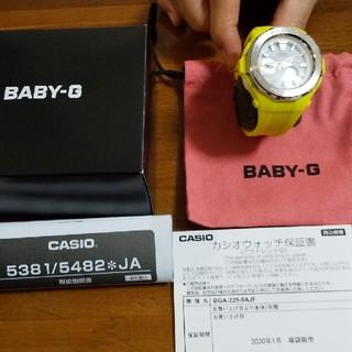 CASIO BABY-G   新品未使用(腕時計)