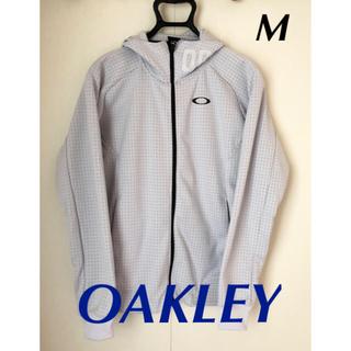 オークリー(Oakley)のオークリー OAKLEY 高機能 テクニカルフリース パーカー ジャケット M(パーカー)