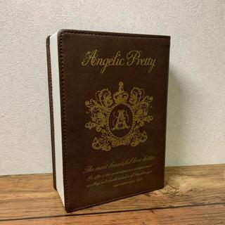 Angelic Pretty - アンプリ プリティ アクセサリー ボックス 本 クラロリ ネックレス リング