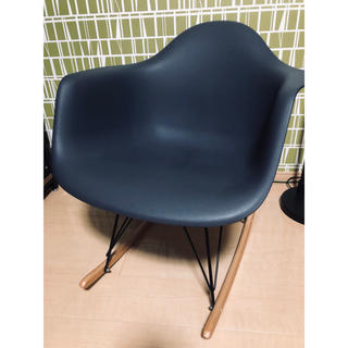 イームズ(EAMES)のイームズ ロッキング チェア 椅子 リプロダクト(ロッキングチェア)