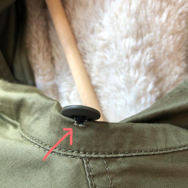 SHIPS(シップス)のSHIPS レディース モッズコート レディースのジャケット/アウター(モッズコート)の商品写真
