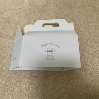 ジェラートピケ(gelato pique)のジェラートピケ ギフトボックス(ラッピング/包装)