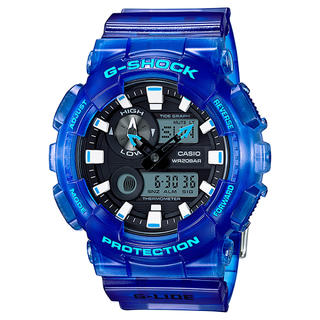 ジーショック(G-SHOCK)のGショック G-SHOCK G-LIDE GAX-100MSA-2AJF(腕時計(アナログ))