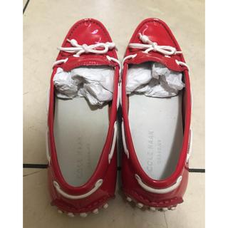 コールハーン(Cole Haan)のコールハーン ドライビングシューズ 24センチ(ローファー/革靴)