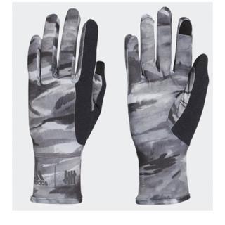 アディダス(adidas)のadidas UNDEFEATED RUNNING GLOVE 手袋(手袋)