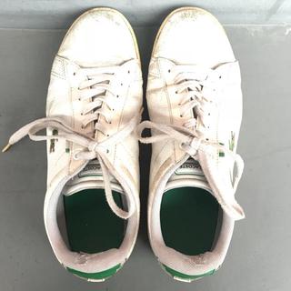 ラコステ(LACOSTE)のラコステ Lacoste 靴 メンズ 合皮 ビジネス シンプル スニーカー ホワ(スニーカー)