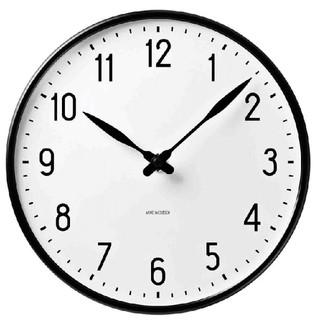 アルネヤコブセン(Arne Jacobsen)の【新品】(3/14まで限定価格)アルネ ヤコブセン  290㎜(掛時計/柱時計)